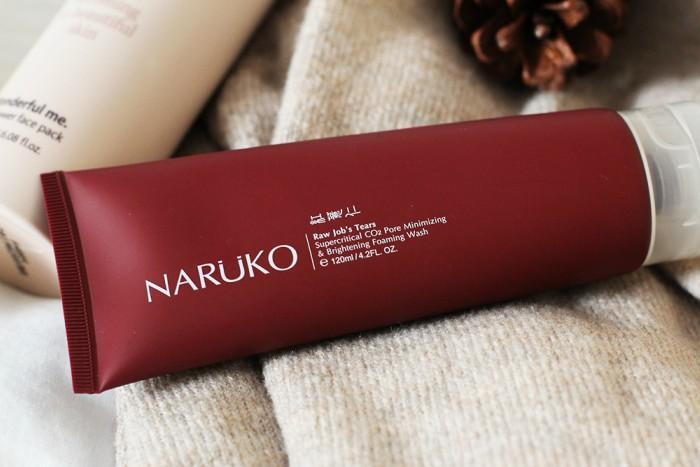Sữa rửa mặt ý dĩ Naruko