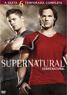 Baixar Supernatural 6ª Temporada Dublado