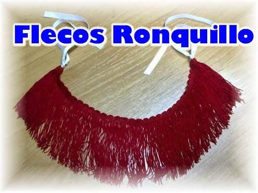 VENDO un FLECO(639) de PASAMANERIA para RONQUILLO(65)
