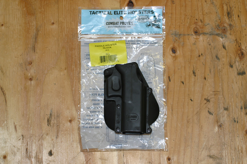 acc AH28 FOBUS Paddle Holster for Glock 20/21