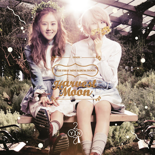 [Mini Album] 2YOON - Harvest Moon
