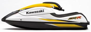 Kawasaki 800 SX R 2006