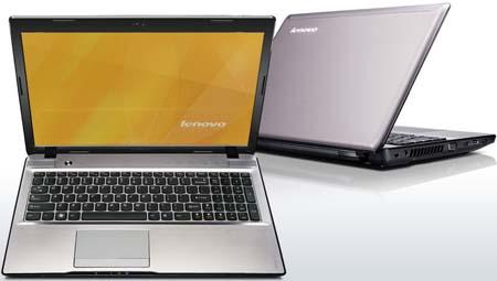 Lenovo IdeaPad Z570 Review, Lenovo Entertainment Laptop 2011
