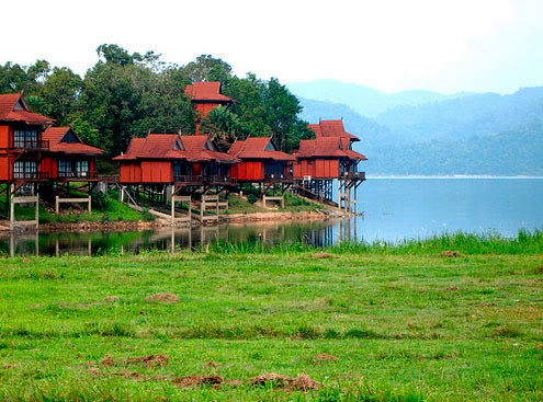 Tasik-Pedu-Lake