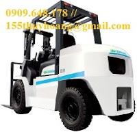 Xe nâng diesel 3.5 - 5.0 tấn