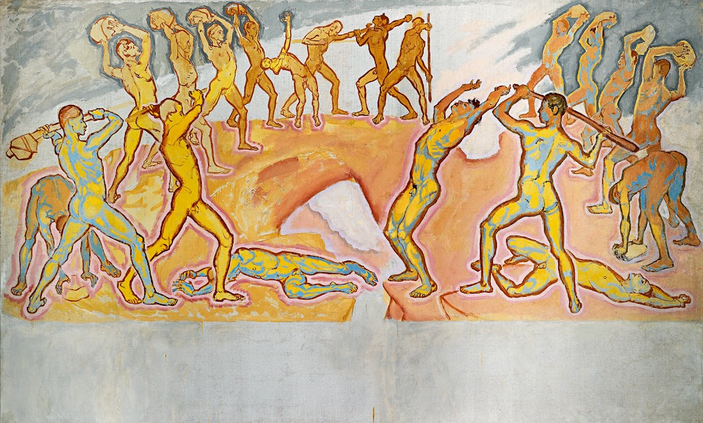 Koloman Moser - Clash of the Titans