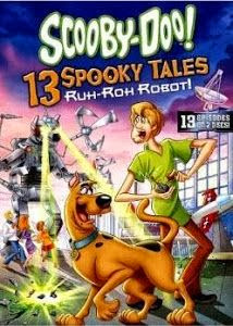 Download Scooby-Doo: 13 Histórias de Terror Ameaça do Mecachorro Dublado