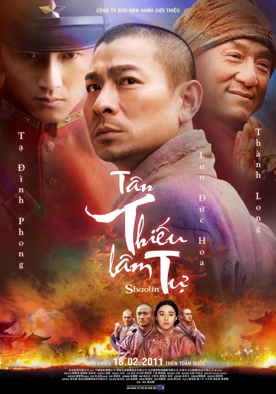 Tân Thiếu Lâm Tự - Shaolin