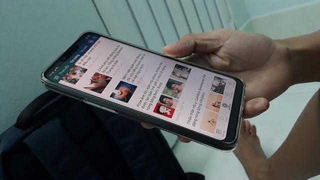 Điện thoại Realme C1