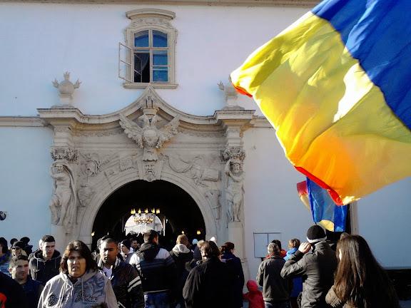 Alba Iulia de 1 decembrie 2013 #3