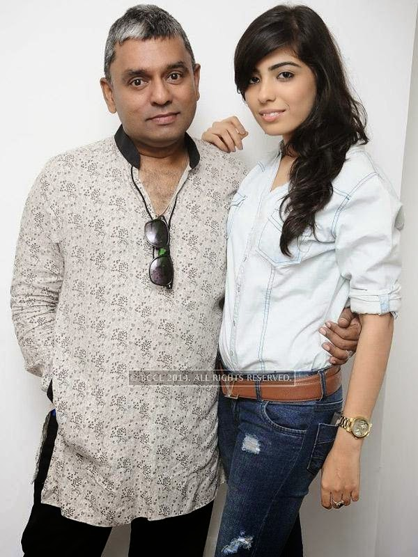 Sunil Menon and Rishita at the launch of the fitness studio Body Shape in Chennai.