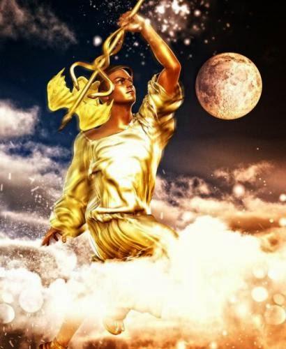 Sirian Archangel Hermes 82113