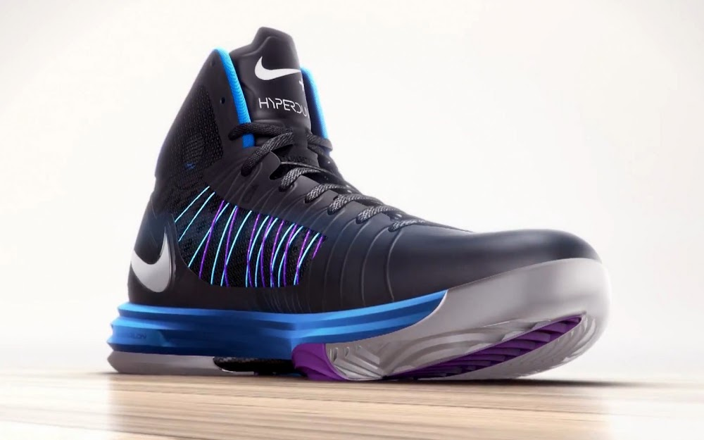 pretty nice e6eb9 d0b88 Video Explode with Nike Lunar Hyperdunk Sport Pack ...