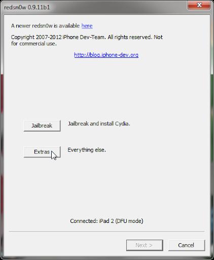 เทคนิคการดาวน์เกรด iOS 5.1.1 ลงมาเป็น iOS 5.0.1 เพื่อทำการ Jailbreak Jailip2-01