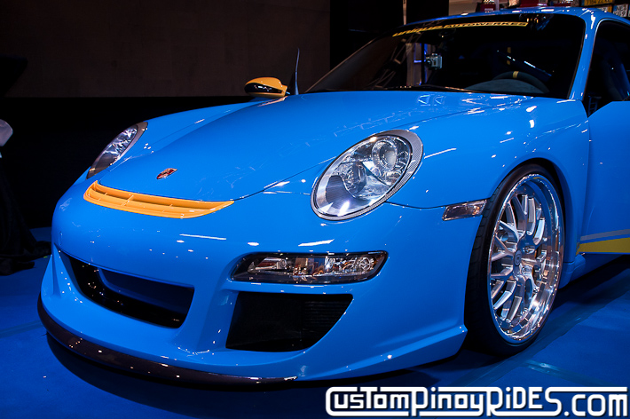 2005 Porsche Carrera S 997 by Unique Autoworks - 2012 Manila Auto Salon Best of Show Custom Pinoy Rides Car Photography pic17