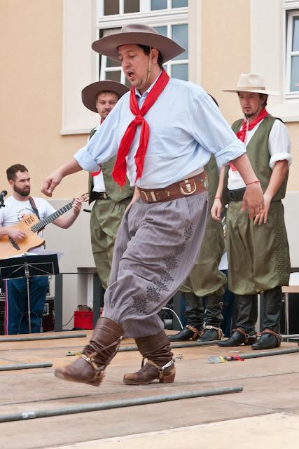 Gaucho-Tänze