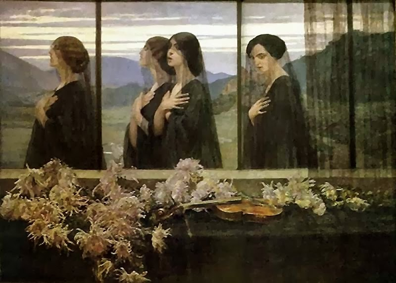 Edward Okun - The Four Strings of a Violin