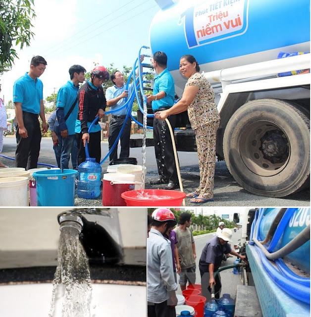Xe chở bán nước sạch tại Hà Nội 0941.219.219