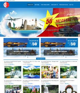 template tour du lịch chuẩn seo full responsive