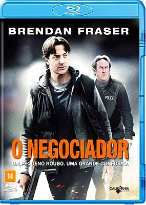 Filme Poster O Negociador BDRip XviD Dual Audio & RMVB Dublado