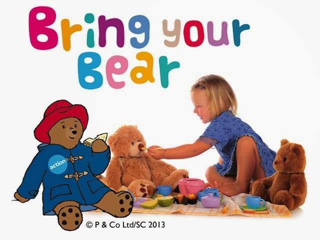 Bring Your Bear Day