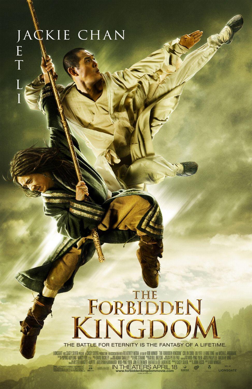 Vua Kungfu - The Forbidden Kingdom