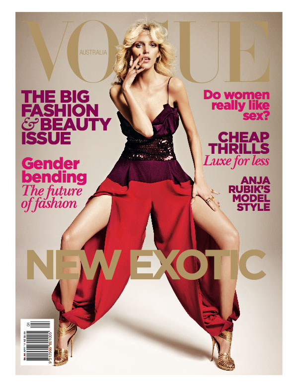 VOGUE COVERS IN THE WORLD