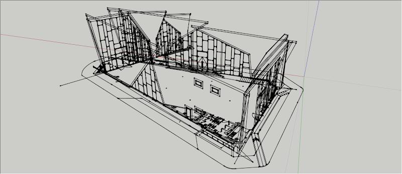 งาน 3D โหดๆ กับแบบที่ไม่ตรงกันสักด้าน Artgall01