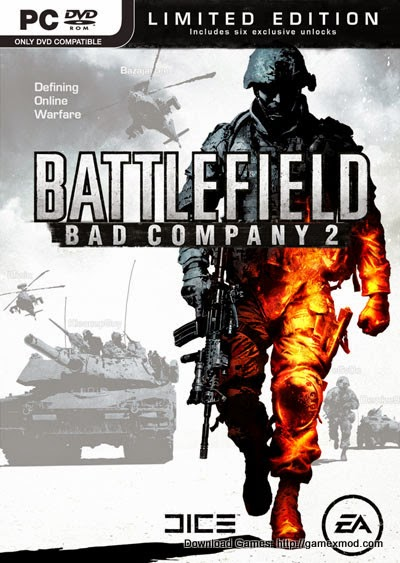 Battlefield Bad Company 2 Full Crack Reloaded