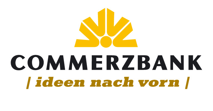 history of all logos all commerzbank logos