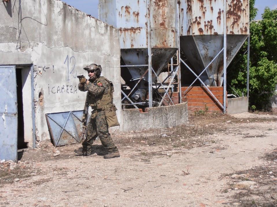EL SANTUARIO. Fotos de la partida. 13-04-14 P4130117