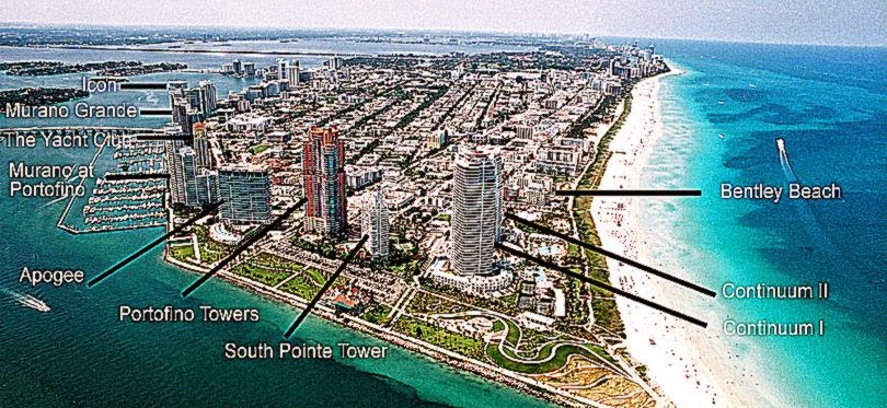 Trump on South Beach Real Estate  South Beach Miami Real Estate