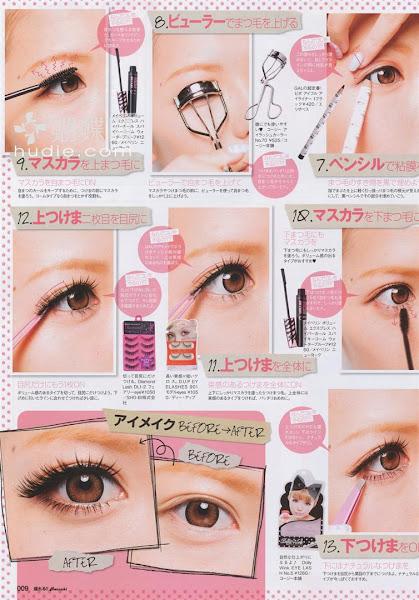 maquiar olho japonês parte 2