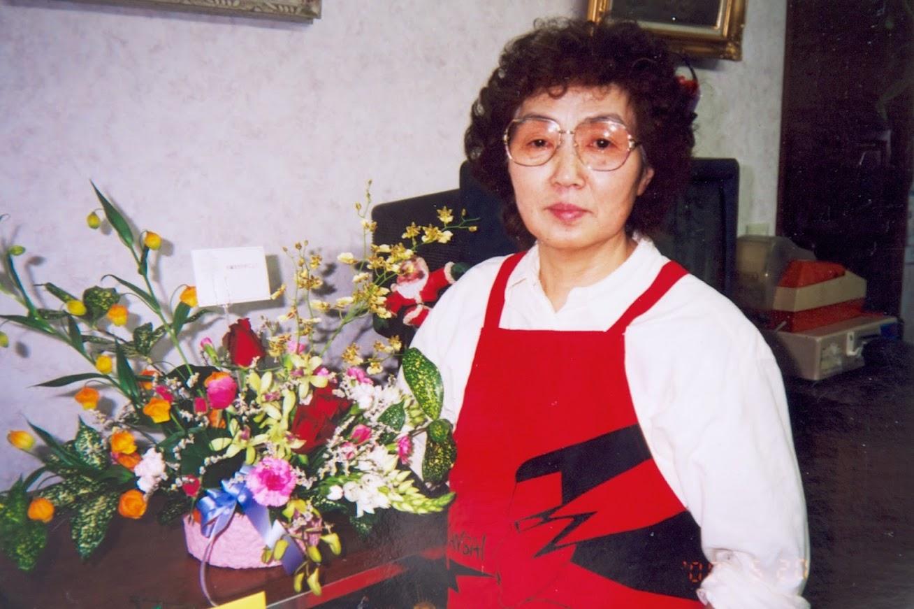 八田とも子さん