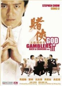 Thần Bài 3 : Trở Lại Thượng Hải - God Of Gamblers 3 : Back To Shanghai poster