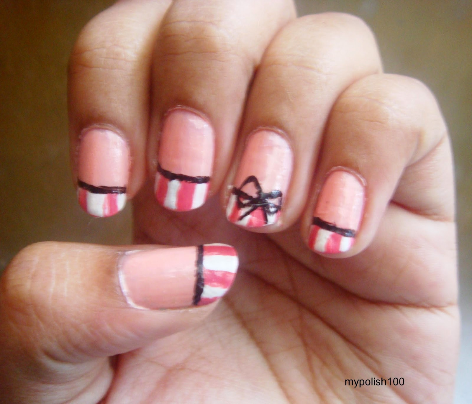 Nail Art Design And Instructions