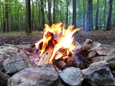 campfire, wv