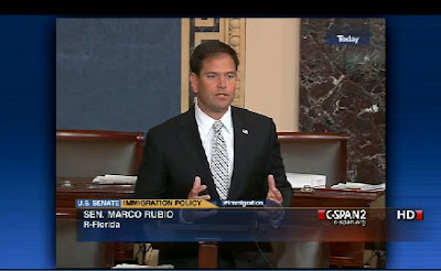 Marco Rubio: Immigration reform bill is not amnesty