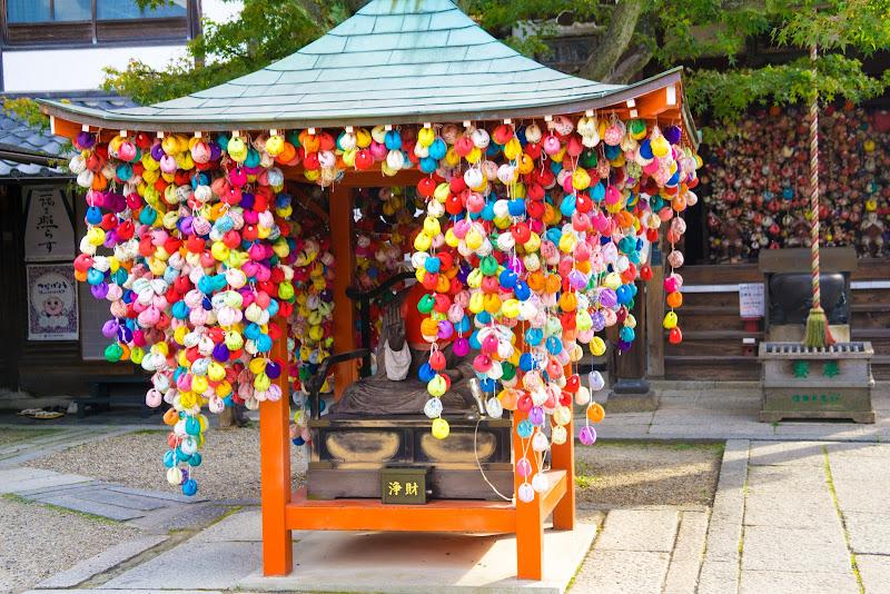 京都 八坂庚申堂 写真