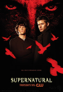 Siêu Nhiên (Phần 4) - Supernatural Season 4 poster