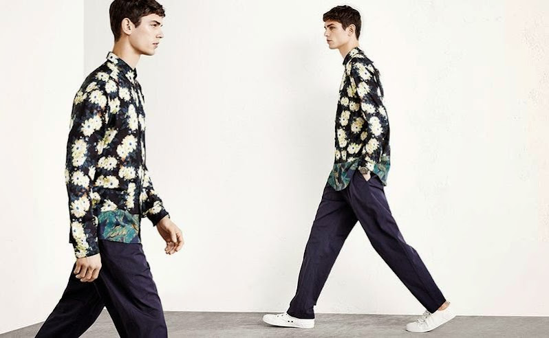 H&M Modern Mix, lookbook primavera 2014