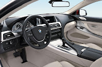 BMW 650i Coupe (2012) Interior 3