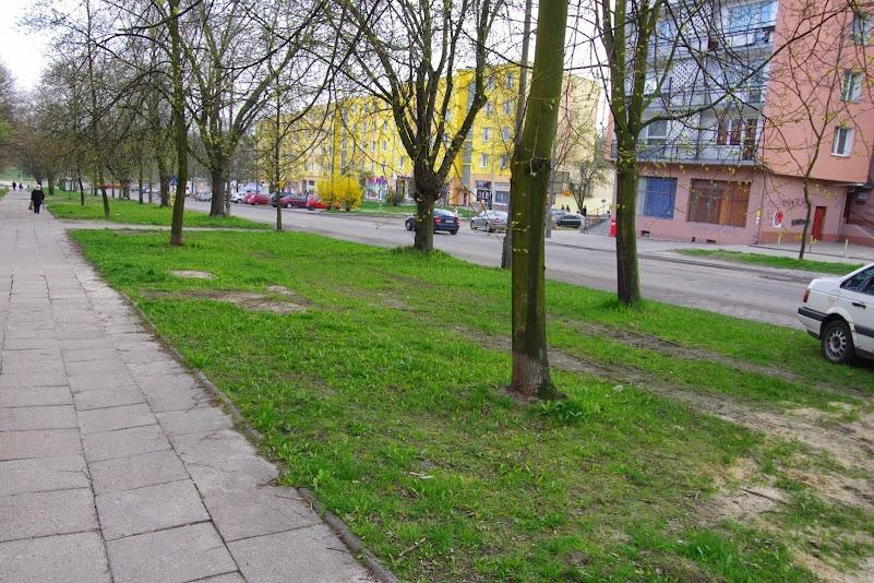 Tu niebawem będzie droga dla rowerów