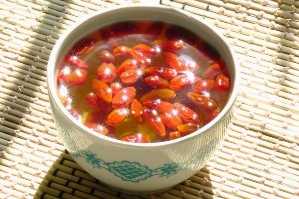 Применение ягод годжи