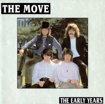 the Move ~ 1992 ~ The Early Years