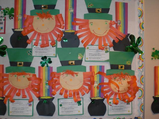 Classroom Leprechaun Ideas ~ Patties classroom leprechauns and st patrick s day