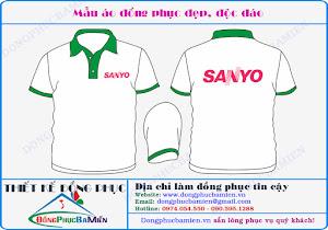 Đồng phục Cty Sanyo