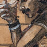 Freddie Merqury Chalk