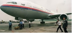 2 individu menyamar menaiki pesawat MAS