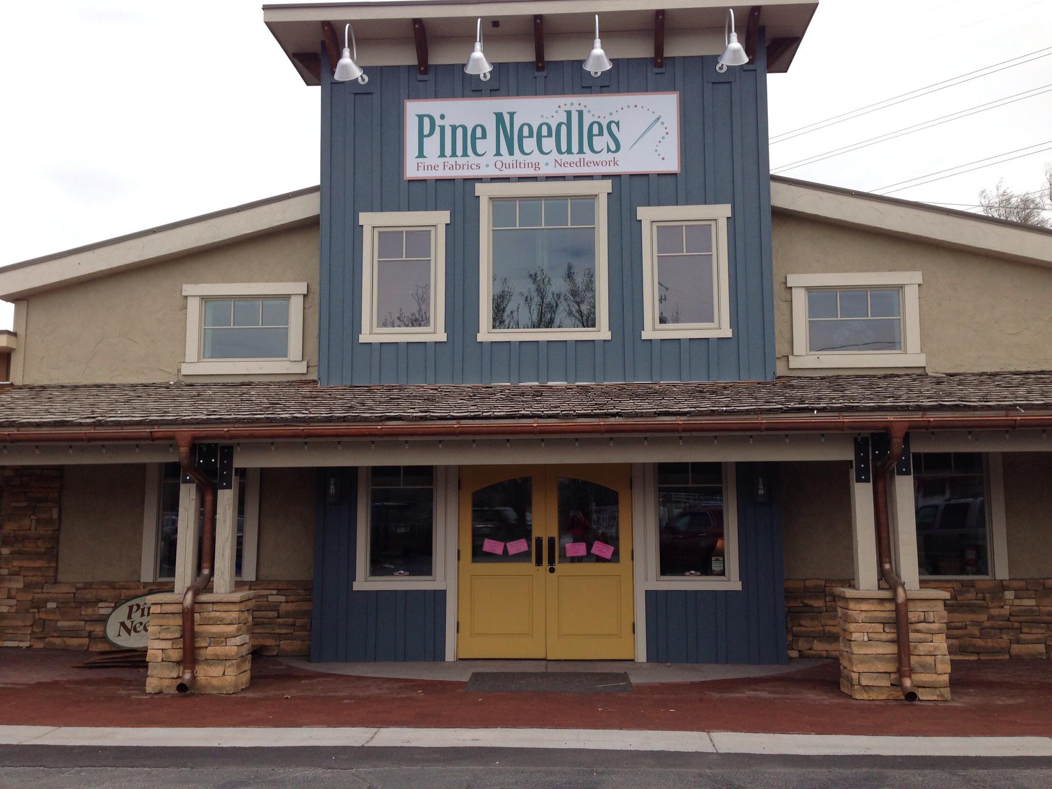 dream quilt create: Pine Needles Quilt Shop : gardner village quilt shop - Adamdwight.com